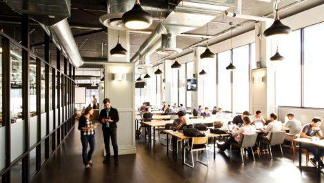 پنج دلیل برای کار در فضای کار اشتراکی
