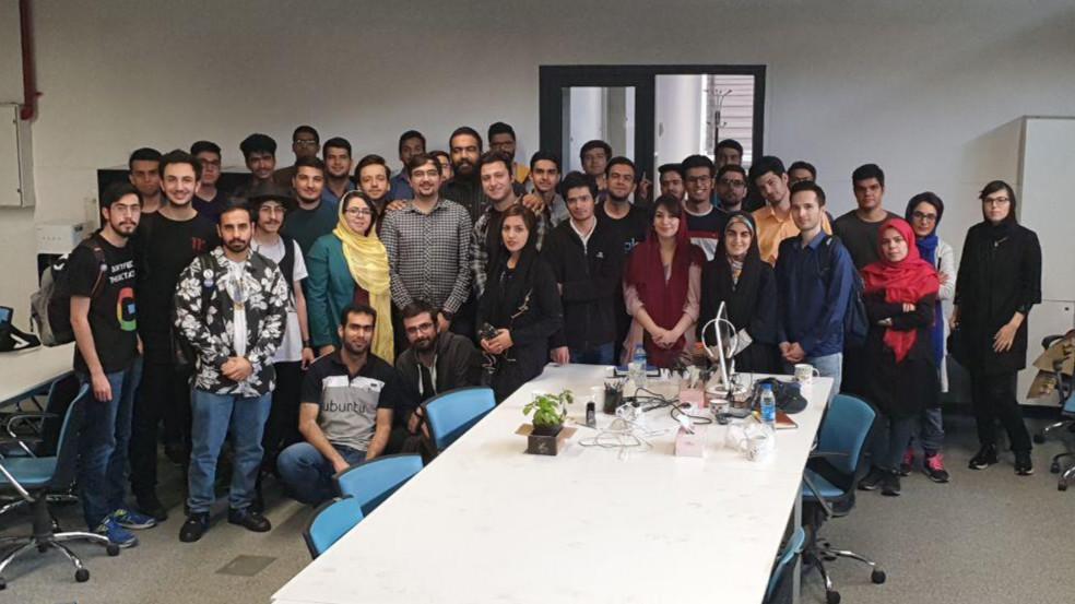 جلسه ۲۶۰ گروه کاربران گنو/لینوکس تهران