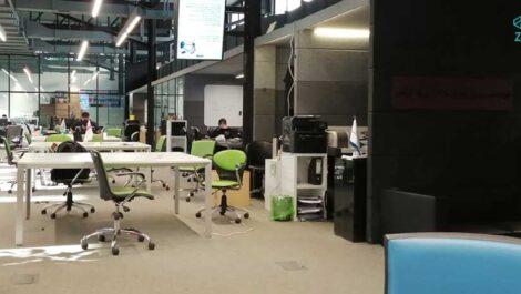 انعطاف پذیری در فضای کار
